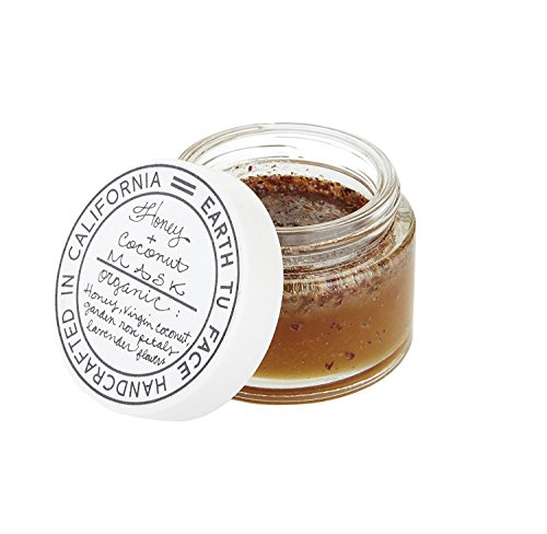 Earth tu Face - Organic / Raw Honey + Coconut Mask (2 oz ...