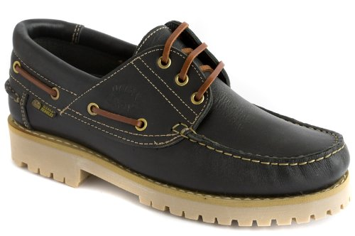 093e03b2f36d4 Komo2Flex - Zapatos tipo nauticos de piel hombre suela gruesa