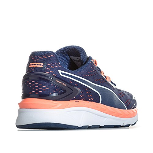 Ignite Chaussures 1000 Puma De Femme Bleu Course Speed nP6nSWx