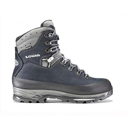 Lowa Mens Tibet GTX Nubuck Navy Graphite Boots 9 US
