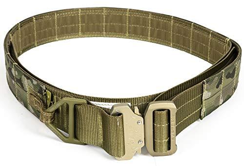 Battle Type - Fusion Tactical Heavy Duty MOLLE Battle Belts, Epic Type B -Large 38' - 43'