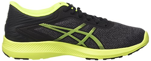 Dark Homme Nitrofuze Yellow Steel Black Asics Gymnastique Grigio Safety wqISSaEO