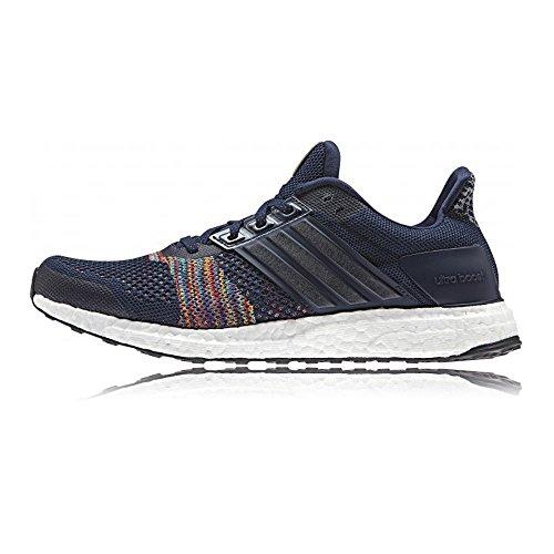adidas Ultra Boost ST Ltd Running Shoes – 8 – Navy Blue