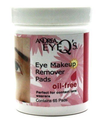 Oil Free Eye Makeup Remover Pads Andrea - 7