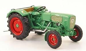 Güldner A4M toledo, verde, Modelo de Auto, modello completo, Schuco 1:43