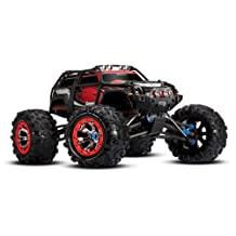 Traxxas Summit 4WD 1/10 Electric Extreme Terrain Monster Truck 56076-1 - RED by Traxxas