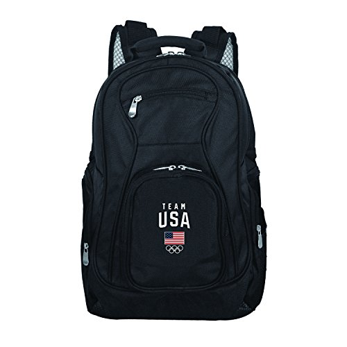Cheap Denco Team USA Olympics Voyager Laptop Backpack, 19-inches