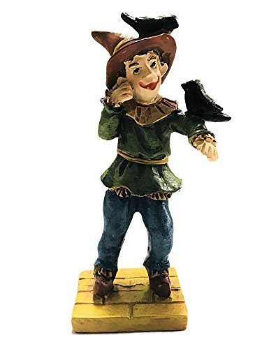 Dorothys Garden - Mini Resin Oz Friends of Dorothy Design Scarecrow