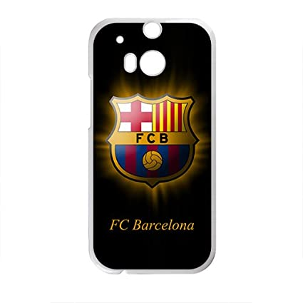 Amazon.com: SHENQI Fc Barcelona Theme Design Plastic Case ...