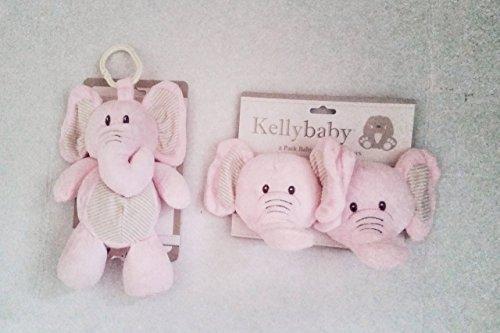 Pink Toys For Prams - 3