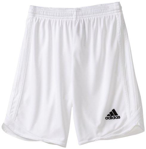 Adidas Youth Soccer Uniforms (adidas Big Boys' Youth Tiro 11 Short, White, X-Large)