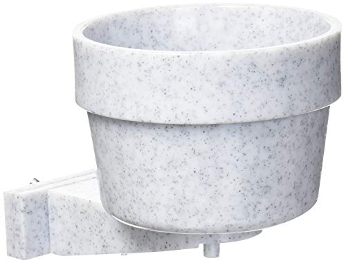 Lixit Corporation 30-0768-024 Lixit Crock for Feeding Pets, 10-Ounce, Granite