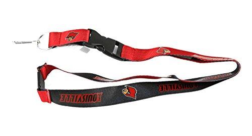 NCAA Louisville Cardinals Reversible Lanyard