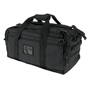 Black Centurion Duffle Bag By Condor