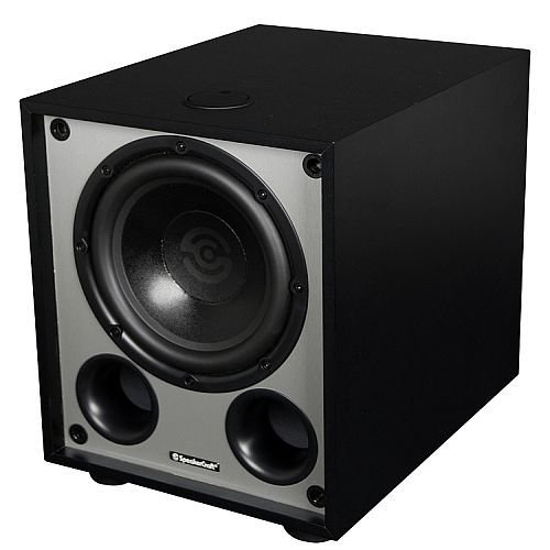 NEW Speakercraft ASM99010 10 Inch 120 Watt Sub Powered Home Theater Subwoofer by SpeakerCraft
