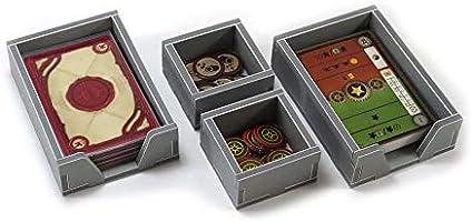 Organizador de Inserciones para Juegos de Mesa con guadaña y guadaña: Amazon.es: Juguetes y juegos
