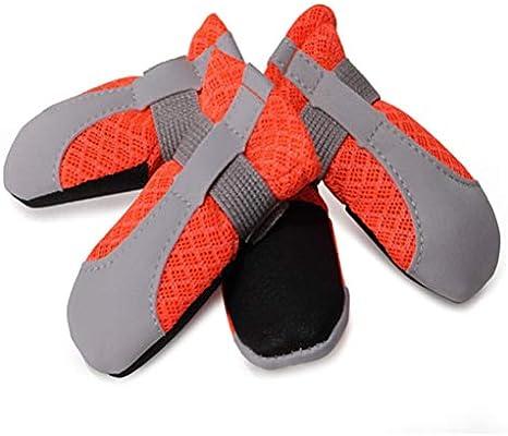 OLADO Ocio Suave Zapatos pequeños para Perros Botas de Verano ...
