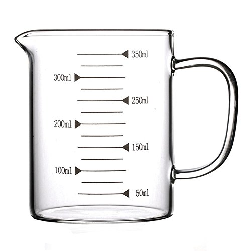 small glass measuring cup - 7