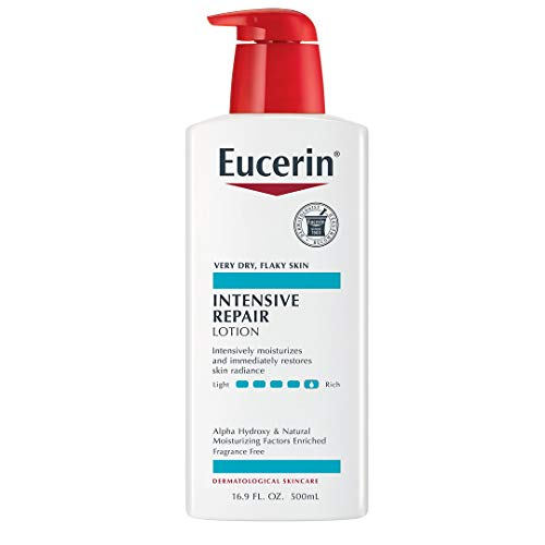 Eucerin Intensive Repair Enriched Lotion 16.90 oz Pack of 2