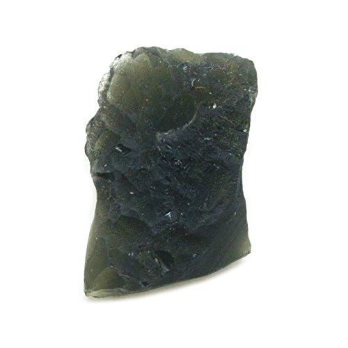 crystal vaults moldavite - 1