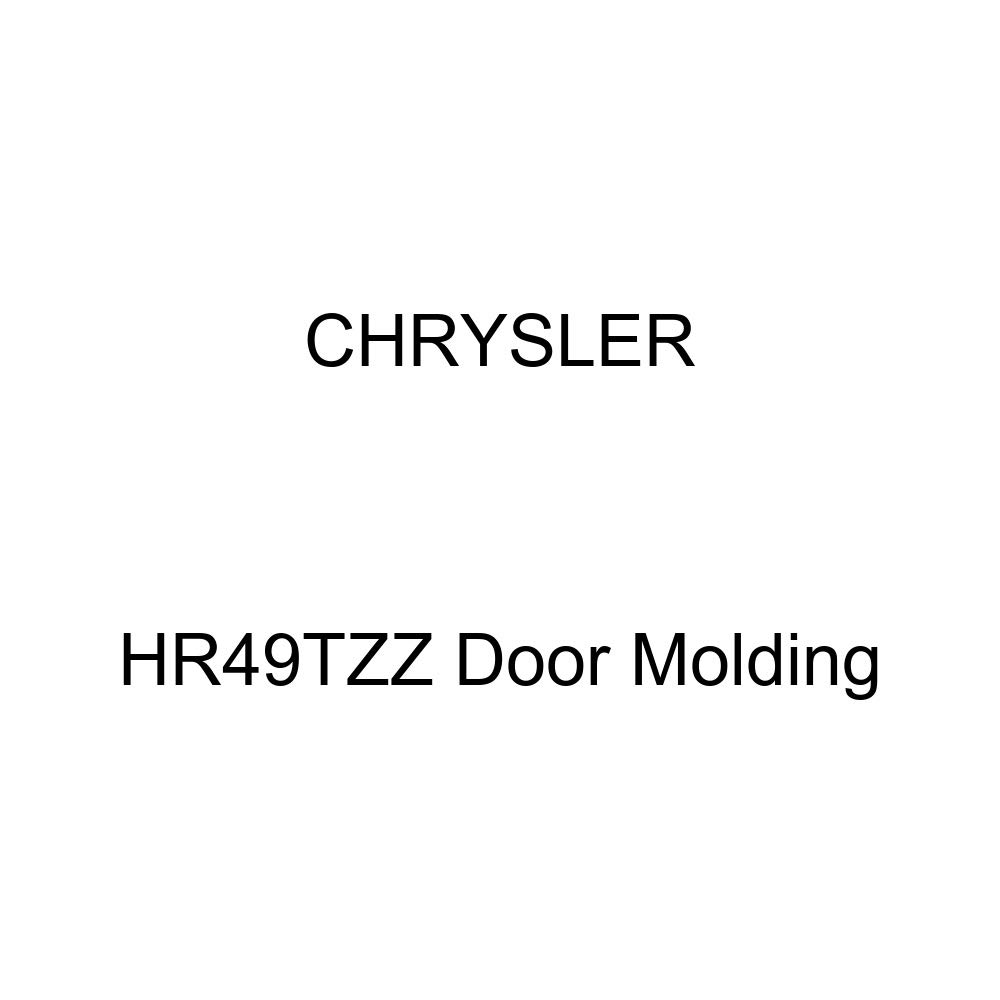 Genuine Chrysler HR49TZZ Door Molding