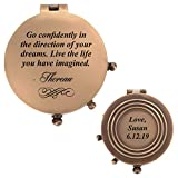Personalized Pocket Compass %286 designs...