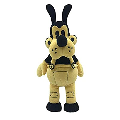 Bendy and the Ink Machine : Heavenly Toys Plush (Boris The Wolf): Toys & Games