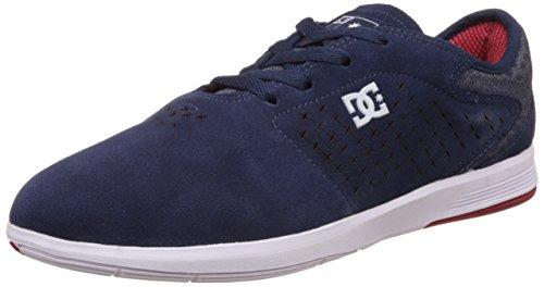 DC Shoes New Jack S - Chaussures de skate pour Homme ADYS100324, Navy, 40.5 EU