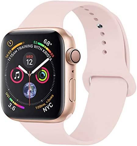 YANCH Compatible Silicone Replacement iWatch product image