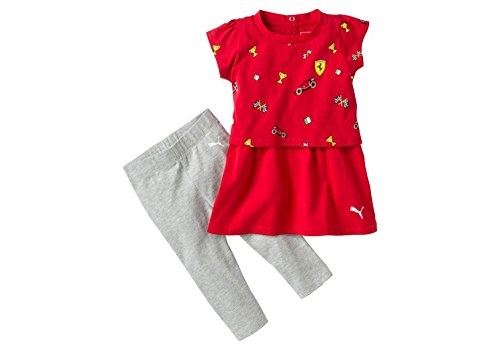 Puma Ferrari Girls Dress Set