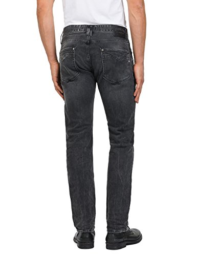 9 para Hombre Azul Newbill Denim Gris Dark Grey REPLAY W8w1TExqFF