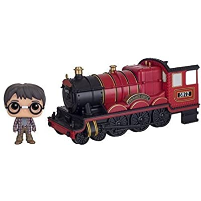 Funko POP Rides: Harry Potter - Hogwarts Express Engine with Harry Potter Action Figure: Funko Pop! Rides:: Toys & Games
