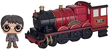 POP! Rides - Harry Potter: Hogwarts Express Engine & Harry