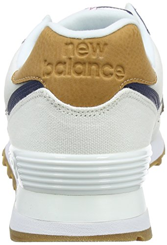 Balance Donna Yatch 574v2 Sneaker Pack New Bianco white T7qdCq