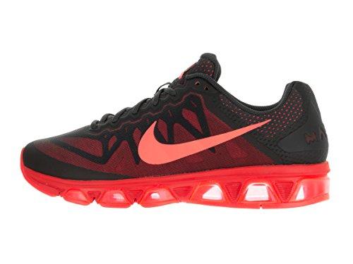 Nike Menns Air Max Medvind 7 Antrasitt / Ht Lava Brght Crmsn Løpesko 7,5 Mennene Oss