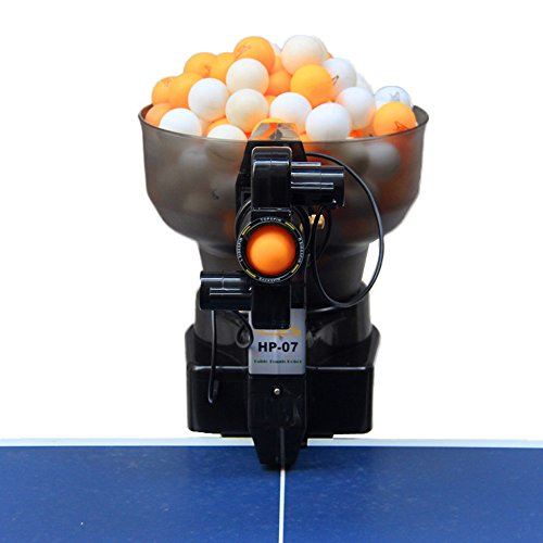 table tennis serving machine