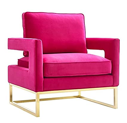 Amazon.com: TOV Furniture The Avery Collection Modern Style Living ...