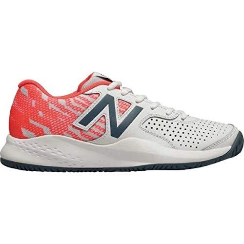 眠りオフェンス弱点(ニューバランス) New Balance レディース テニス シューズ?靴 696v3 Tennis Shoe [並行輸入品]