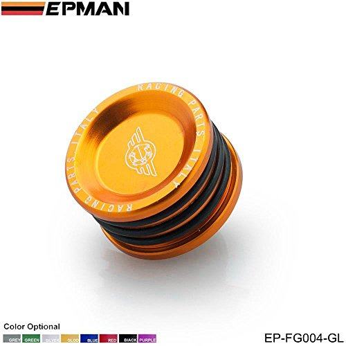 EPMAN Engine Billet Cam Plug Seal For Honda Acura Civic CRX EG EK DC B16 B18 (Billet Cam)