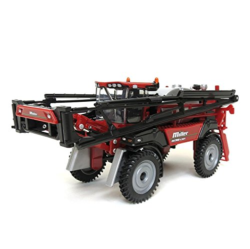 1/64th Limited Edition Miller 5365 Nitro Front Boom Sprayer by (64th Limited Edition)
