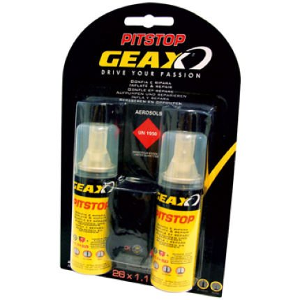 (Geax Pit Stop Tire Repair Kit)