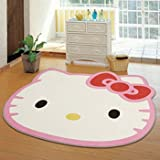 Hello Kitty Area Rug