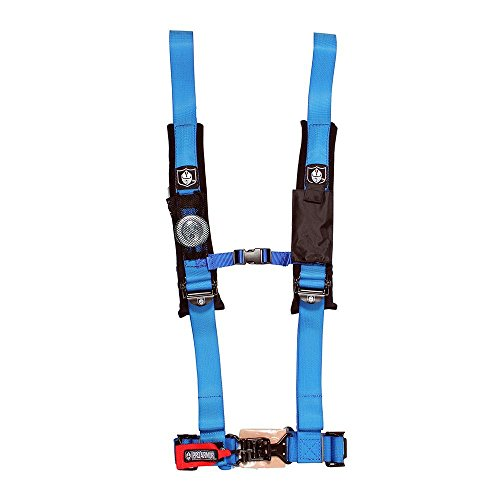 Pad Seat Pro Comfort (Pro Armor A114220VB Voodoo Blue 4-Point Harness)