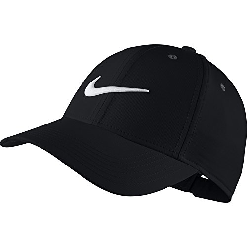 NIKE Kid's Unisex Core Golf Cap, Black/Anthracite/White, One Size -