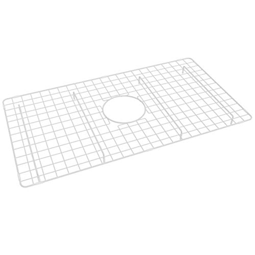 - ROHL WSGUM3018BS Wire Sink Grids, Biscuit