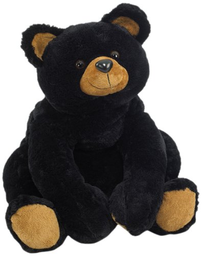 black stuffed bear - 7