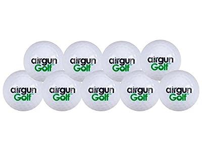Airgun Golf Exploding Golf Ball, 9ct