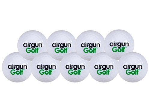 Airgun Golf Exploding Golf Ball, 9ct ()