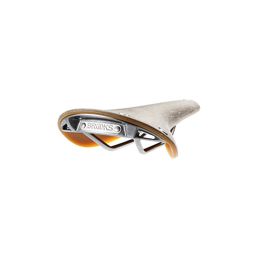 Brooks England Saddles Men's C17 Cambium Bike Saddle