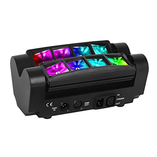 3 Color Led Moving Head Light